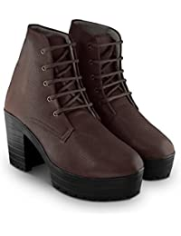 TEQTO Footwear Collection -Synthetic Long Boot for Women & Girl