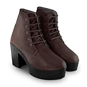 A&S Stylish Fashionable Trendy Footwear Collection -Synthetic Long Boot For Women & Girl