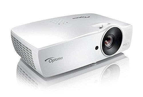 Optoma EH461 DLP Projektor (Full HD, 5000 Lumen, 3D Zoom 1,2x) - 3