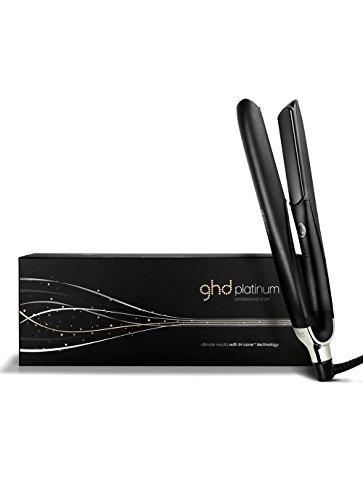 ghd Black Platinum Styler mit Tri-ZoneTechnologie Glätteisen Haarglätter