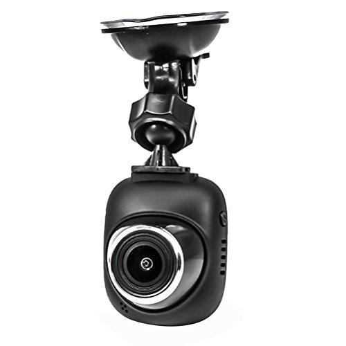 Vosarea 1.5-Zoll-Mini-Schlag-Nocken 1080P, Auto-Kamera 150 Grad-Weitwinkelobjektiv-Digital-Armaturenbrett-Kamera, die Videorecorder WDR, Novatek 96223 DVR-Videokamera-Recorder Fährt