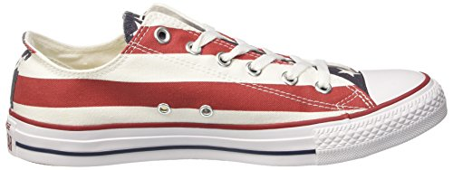 Converse All Star, Sneakers Homme Multicolore (Stars Bars)