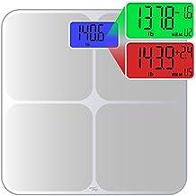 Smart Weigh Bilancia da bagno intelligente con memoria con riconoscimento