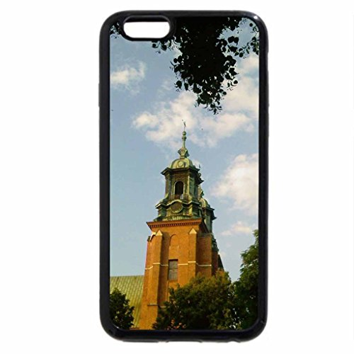 iPhone 6S / iPhone 6 Case (Black) cathedra