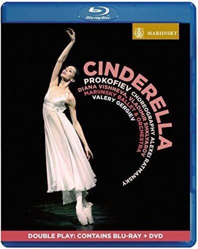 Prokofiev: Cinderella [Blu-ray + DVD]