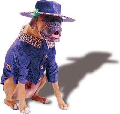 World Fun Haustier Kostüm - Big Daddy Hund Kostüm