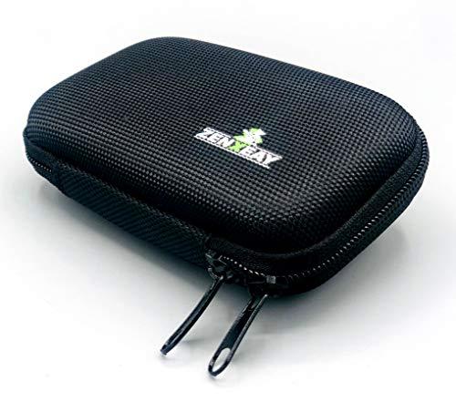 41xpHEUi9HL - Tasche Hardcase für Freestyle Libre Messgerät 1 & 2, Gürteltasche Blutzuckermessgerät, Diabetikertasche ZENXEAY