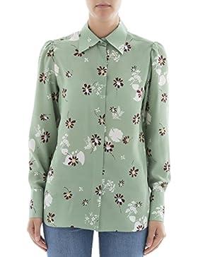 Valentino Camicia Donna NB3ABB8W3D332D Verde