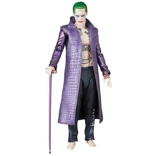 Medicom escuadrón suicida: el Joker MAF EX figura de acción