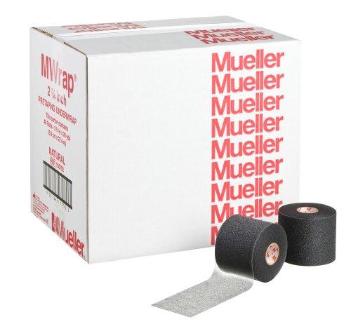 Mueller M-wrap (Mueller M-Wrap Unterverband - farbig schwarz)