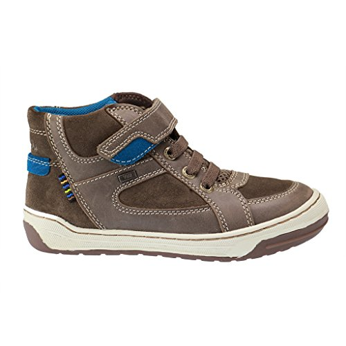 Lurchi Barney-Tex Jungen Hohe Sneakers 49°bungee