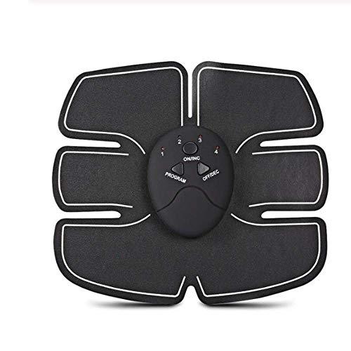 SISHUINIANHUA Smart EMS Hips Trainer Elektrischer Muskelstimulator Drahtlose Gesäß Bauch ABS Stimulator Fitness Körper Abnehmen Massagegerät -