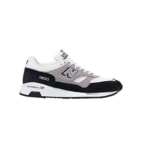 New Balance Classics Traditionnels Hommes Sneaker Gris M1500KG Noir - Noir