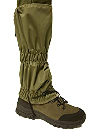 Bisley Breathable Gaiters Green