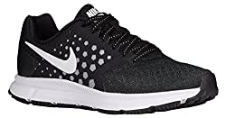 Nike Woman Black Zoom Span Running Shoes (5 UK-INDIA)