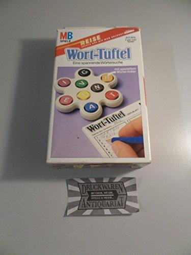 MB Wort-Tüftel kompakt [Gesellschaftsspiel].