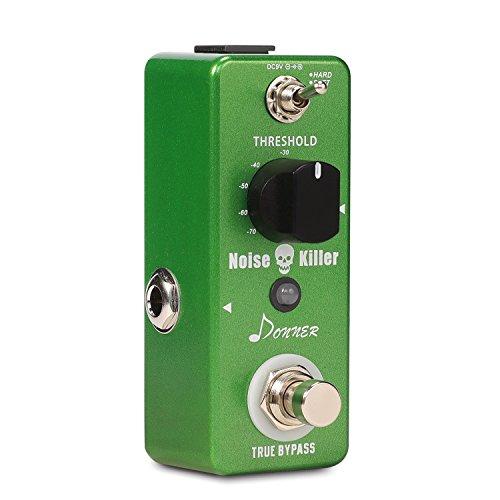 Donner Noise Killer Gitarre Noise Gate Suppressor Effektpedal