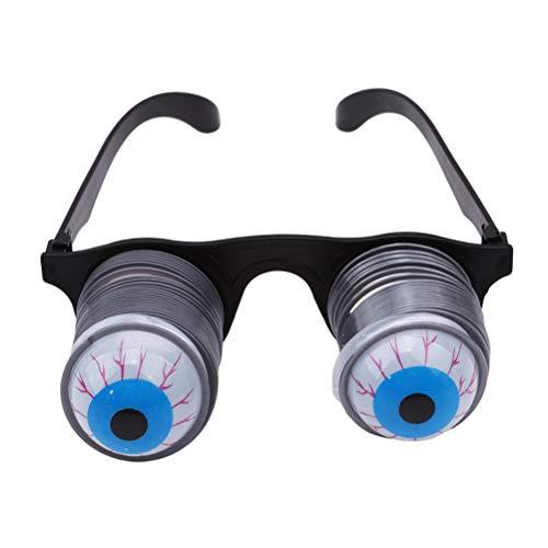 ser Scary Disguise Augapfel Gläser Silly Party Favors Gag Geschenke Für Halloween Aprilscherze Tag Unter Dem Motto Party Dekoration ()
