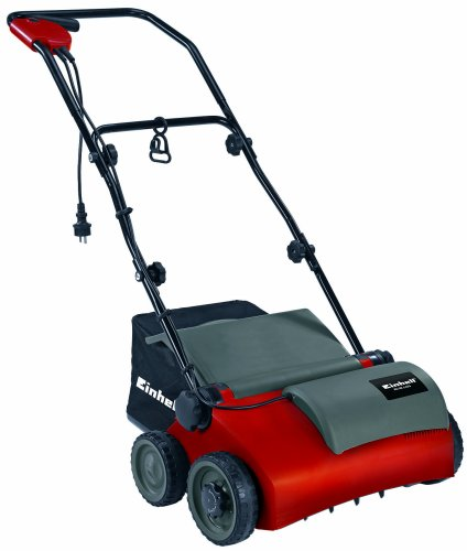 Einhell RG-SA 1433 Electric Scarifier and Lawn Aerator Test
