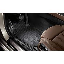 Gummi Fußmatten 1A Passform Gummifußmatten für BMW 5er F10 F11 Facelift ab2013