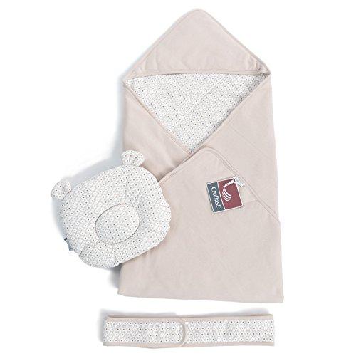 i-baby Neugeborene Swaddlers Decke Baby Wickeldecke Tasche Infant Bettwäsche Set für Wiege 2Wickeln und Kissen 100{8b14de3cfc57d1249b901dc7f0392280d60a06b71df24cd6abf0b2aa1e284d82} Baumwolle bedruckt Kinderbett-Sets in Kinderbett Boy Girl
