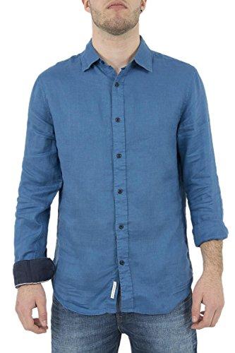 Tommy hilfiger DM0DM02287 Shirt Man Blue