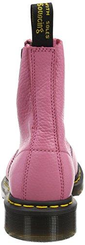 Dr. Martens Pascal W/Zip, Bottes Femme Rose (Soft Pink Aunt Sally)