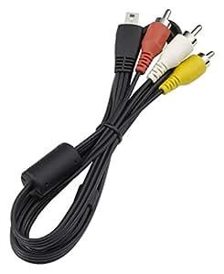 Canon AVC-DC400ST Câble Vidéo pour appareils photo Reflex et compacts
