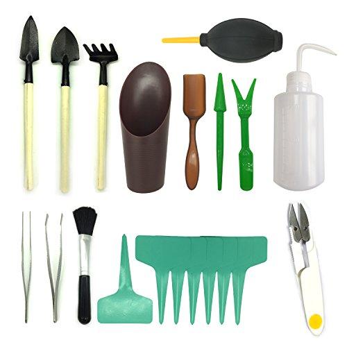 21pcs Mini herramientas de jardín Set,...