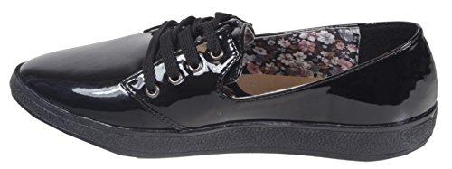trendBOUTIQUE - Sneaker Donna Nero (nero)
