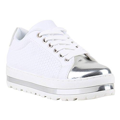 Damen Plateau Sneakers | Sneaker Metallic Cap | Lack Schuhe Blumen | Allyear  Schuhe Velours Schleifen
