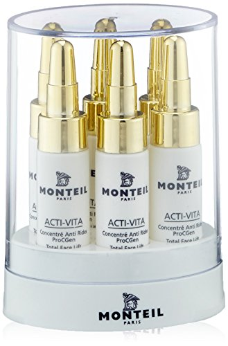 Monteil Acti-Vita ProCGen Face Lift unisex, 6er Pack (6 x 7 ml) -