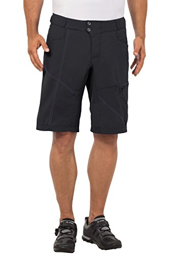 VAUDE Herren Hose Men's Tamaro Shorts, Black, L, 05511