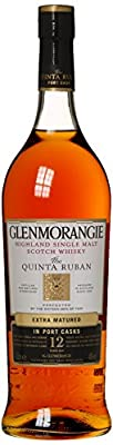 Glenmorangie Quinta Ruban Scotch Whisky 1 Litre (100cl)