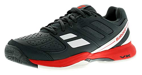 Babolat - Pulsion AC Anth/RGE - Chaussures Tennis - Gris Anthracite foncé - Taille 42.5