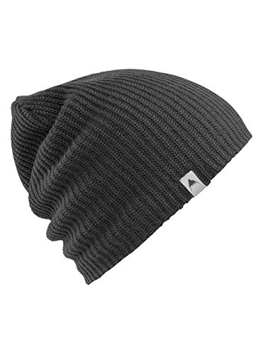 (Burton Herren All Day Long Beanie Mütze, Faded Heather, One Size)