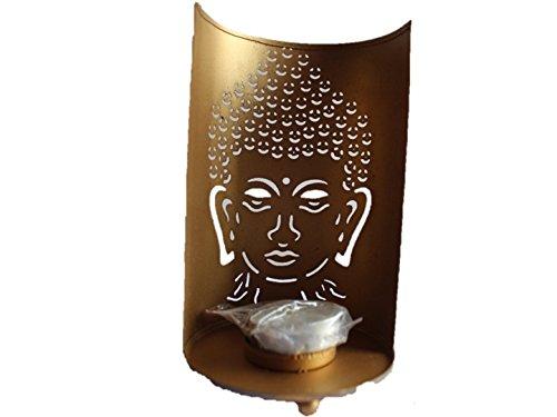 Buddha Tea Light Wall Illuminator