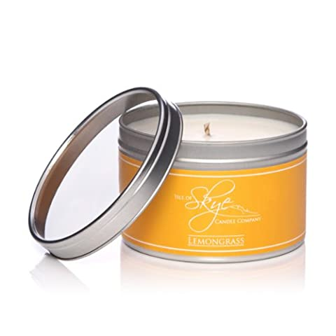 Isle of Skye Candle Company Lemongrass Scented Candle in Travel