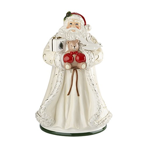 Portmeirion Cookie Jar (Spode Weihnachtsbaum Christmas Tree Santa Cookie Jar, Small mehrfarbig)