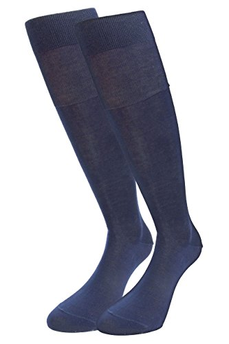 Calze da Uomo Lunghe in Filo Scozia di qualit/à superiore. SANGIACOMO WE LOVE SOCKS Luxor