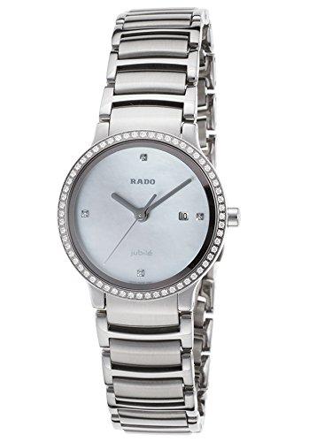 Rado Femme Centrix Nacre Diamant montre R30936903