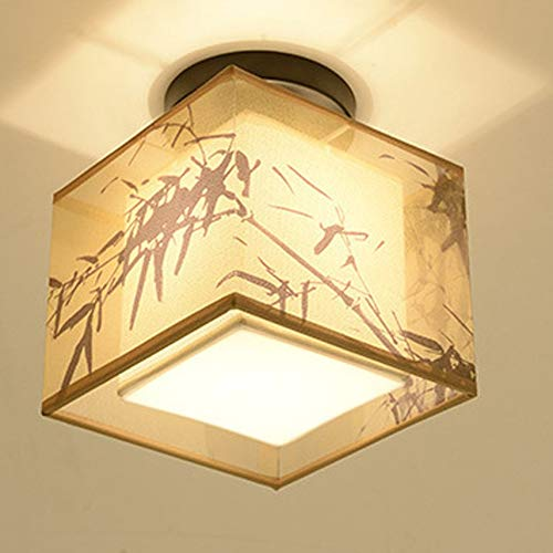 Mogustore Les plafonniers allument la Lampe de plafond carrée Moderne d'éclairage en Cristal de LED pour la décoration à la Maison de Salon