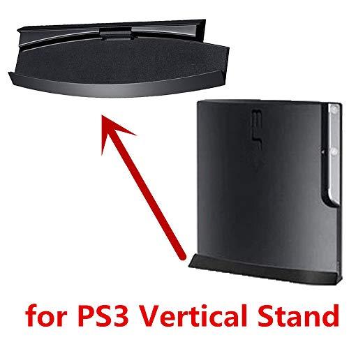 Anti-Rutsch-Ständer für Play Station 3 PS3 Slim CECH 2000 3000 Serie Konsole Mount Dock Holder Protector