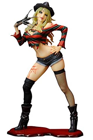 Freddy Vs Jason Bishoujo Freddy Krueger Statue