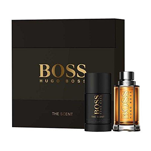 HUGO BOSS - Boss The Scent Eau de Toilette - Parfum-Set - 50ml+75ml -