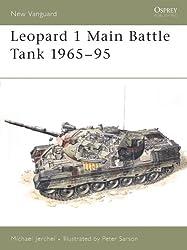 Leopard 1 Main Battle Tank 1965-95: 16 (New Vanguard)