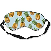 Natural Silk Eyes Mask Sleep Lovely Pineapple Blindfold Eyeshade with Adjustable for Travel,Nap,Meditation,Sleeping... preisvergleich bei billige-tabletten.eu