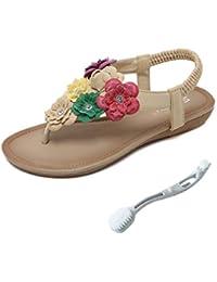 Amazon.co.uk  Orange - Flip Flops   Thongs   Women s Shoes  Shoes   Bags b563f4f74a8d