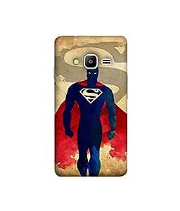 Kaira High Quality Printed Designer Soft Silicone Back Case Cover for Samsung Z2 (2016)(1181)