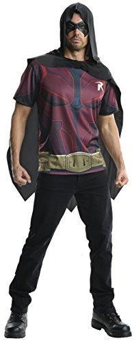 Kit disfraz de Robin Arkham Franchise para hombre